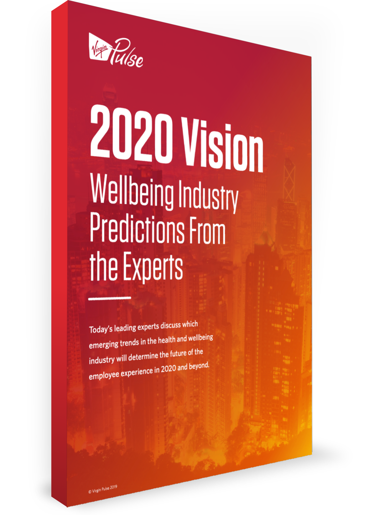2020 wellbeing predictions book image