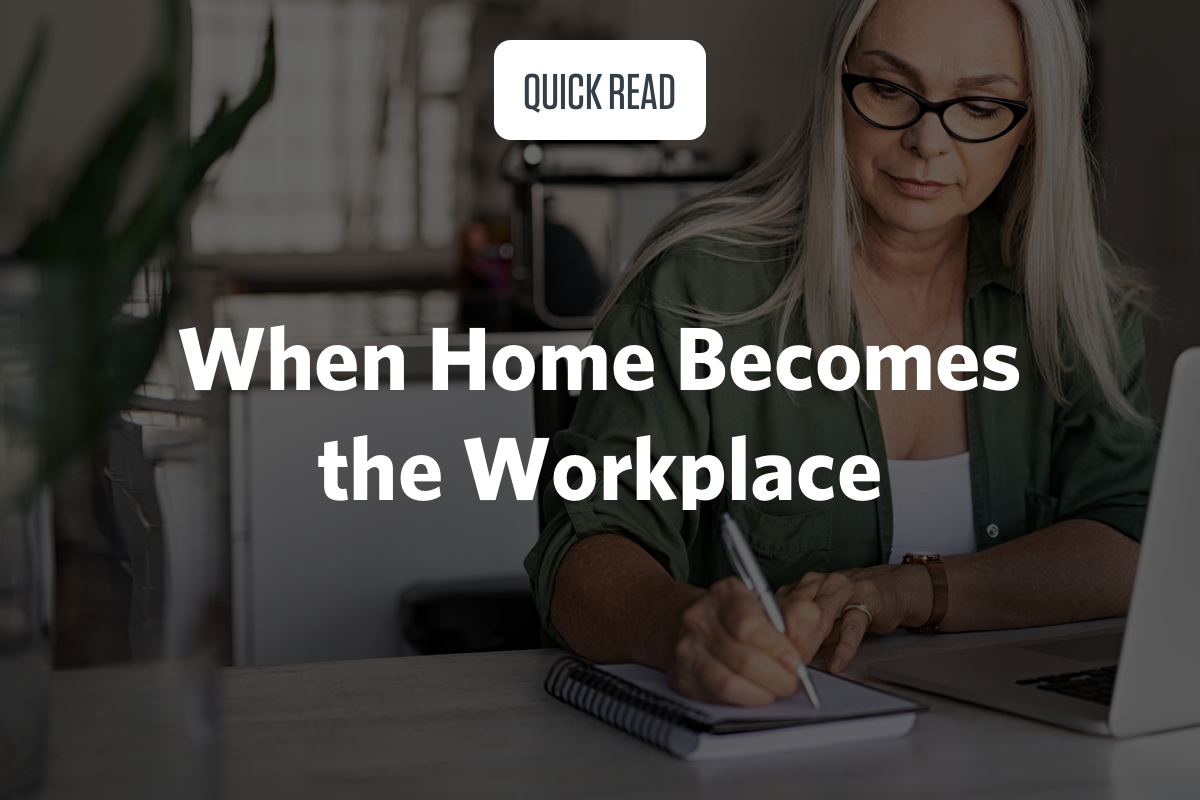 When home becomes the workplace-1