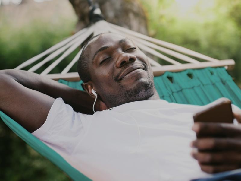 Man Relaxing-Resource Card Thumbnail