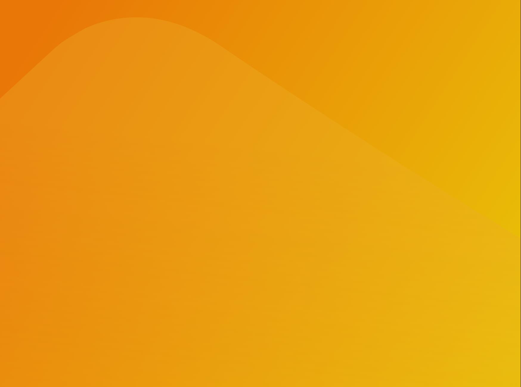 Background Image - Orange Gradient