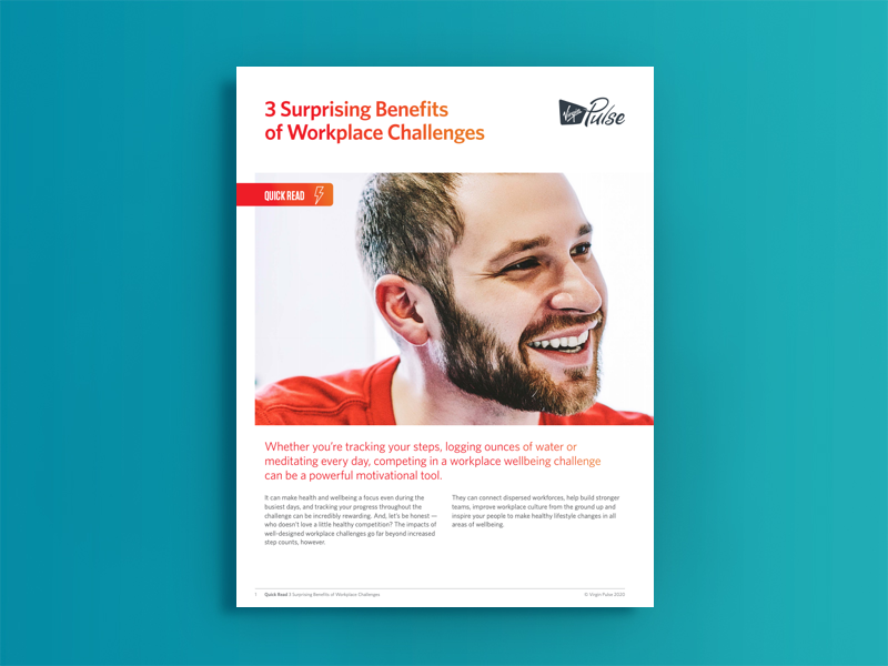 3 Surprising Benefits of Workplace Challenges eBook Mockup