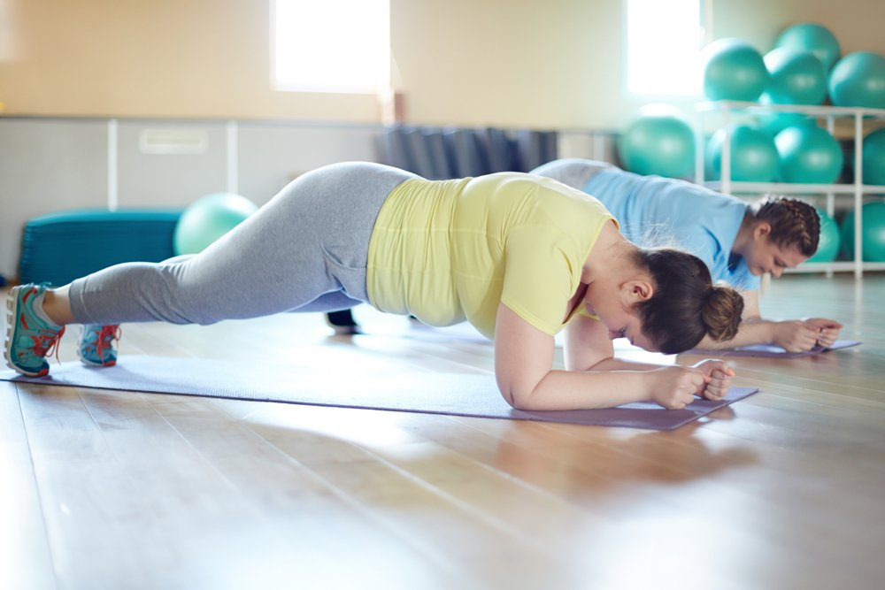 plank - exercise
